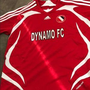 Adidas Dynamo F.C Authentic Jersey